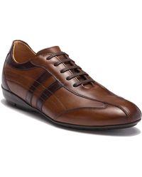 Mezlan - Leather Dress Sneaker - Lyst