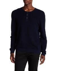 The Kooples - Woven Sweater - Lyst