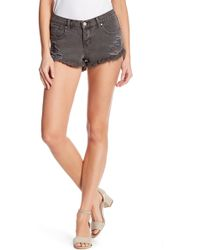 Mustard Seed | Frayed & Distressed Shorts | Lyst