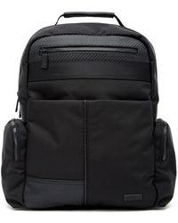 Ogio - Grand Premio Nylon & Leather Laptop Backpack - Lyst