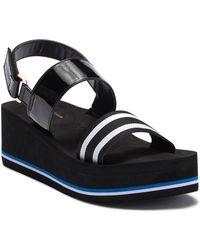 Tommy Hilfiger - Essia Wedge Platform Sandal - Lyst