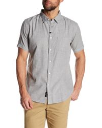 Imperial Motion | Triumph Woven Slim Fit Shirt | Lyst