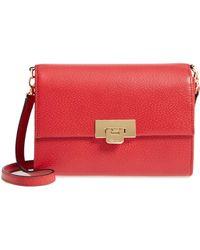 Lodis - Small Stephanie Eden Leather Crossbody Bag - Lyst