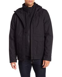 The North Face - Cross Boroughs Triclimate(r) Waterproof 3-in-1 Jacket - Lyst