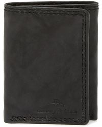 Tommy Bahama - Jamaica Leather Trifold Wallet - Lyst