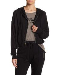 Wildfox - Orb Knit Hooded Jacket - Lyst