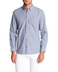 Calvin Klein - Checkered Shirt - Lyst