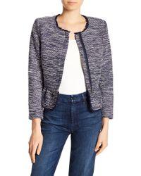 Joie - Milligan Textured Knit Jacket - Lyst