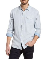 Grayers - Hammond Slim Fit Sport Shirt - Lyst