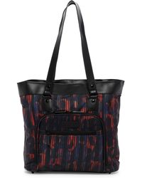 Kenneth Cole Reaction - Real Collection Softside Shopper's Tote - Lyst