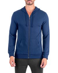 Unsimply Stitched - French Terry Zip-up Hoodie - Lyst