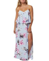 O'neill Sportswear - Milly Maxi Dress - Lyst