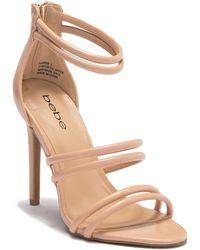 Bebe - Barrie Stiletto Heel Sandal - Lyst