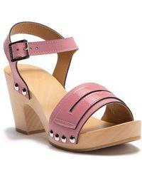 HUNTER - Refined Penny Loafer Sandal Clog - Lyst
