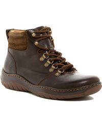 Born - Dutchman Leather Boot - Lyst