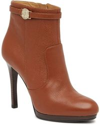 Armani Jeans - Stiletto Ankle Boot - Lyst