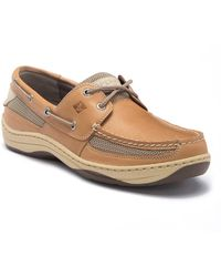 Sperry Top-Sider - Tarpon 2-eye Boat Shoe - Wide Width Available - Lyst
