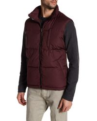 James Perse - Puffer Vest - Lyst