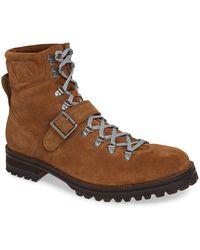 Michael Bastian - Storm Lug Faux Fur Lined Hiker Boot (men) - Lyst