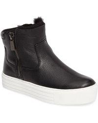 Kenneth Cole - Janelle Sneaker Boot - Lyst