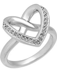 Swarovski - Cupidon Ring - Size 8.75 - Lyst
