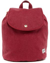 Herschel Supply Co. - Reid Canvas Backpak - Lyst