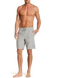 Tommy Bahama - Baja Poolside Vintage Cargo Swim Shorts - Lyst