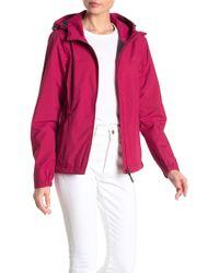 Lolë Lainey Hooded Rain Jacket