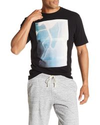 Tavik - Pacify Short Sleeve Front Graphic Print Signature Fit Tee - Lyst