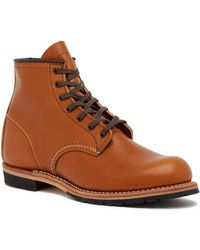 Red Wing - Beckman Leather Chelsea Boot - Factory Second - Lyst
