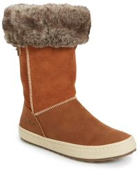 Helly Hansen - Alexandra 2 Waterproof Boot With Faux Fur Trim (women) - Lyst