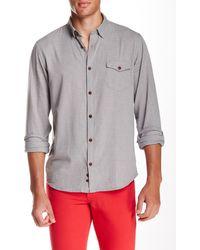Color Siete - Reade Textured Regular Fit Shirt - Lyst