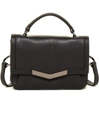Time's Arrow - Micro Helene Leather Urban Crossbody - Lyst