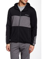 Athletic Recon - Contender Hooded Zip Jumper - Lyst