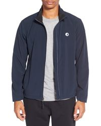 Athletic Recon - Finisher Water Repellent Zip Jacket - Lyst