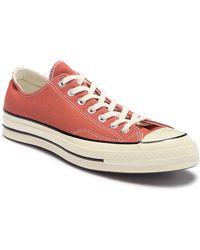 586b5e9a2096 Lyst - Converse Chuck Taylor(r) All Star(r) Ii Ox Canvas Sneaker ...