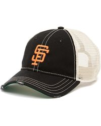 cc583c12daf Lyst - American Needle Pittsburgh Pirates Baseball Cap in Black for Men