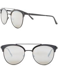 Guess - Women's Clubmaster Metal Frame Sunglasses - Lyst