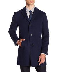 John Varvatos - Welsh Wool Blend Jacket - Lyst