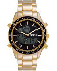 Kenneth Cole Reaction - Men's Analog/digital Bracelet Watch, 45mm - Lyst