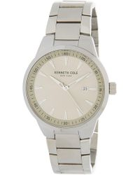 Kenneth Cole - Men's Bracelet Watch - Lyst