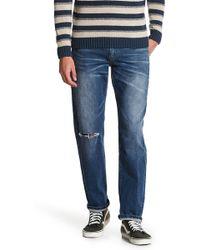"Lucky Brand - 221 Original Straight Leg Jean - 30-34"" Inseam - Lyst"