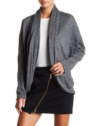 Fine by Superfine - Draped Shrug - Lyst