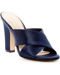 Marc Fisher | Jazzia Block Heel Sandal | Lyst