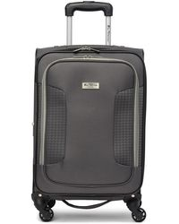 "Ben Sherman - Houndstooth Hike 20"" Spinner Luggage - Lyst"