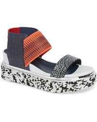 United Nude - Collection Rico Platform Sandal (women) - Lyst