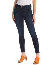 Joe's Jeans - Honey Ankle Skinny Jeans - Lyst