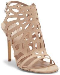 Charles David - Reach Cutout Stiletto Sandal - Lyst