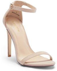 Elegant Footwear - Tobi Ankle Strap Pump - Lyst
