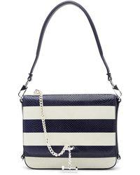 Luana Italy - Carmel Leather Shoulder Bag - Lyst